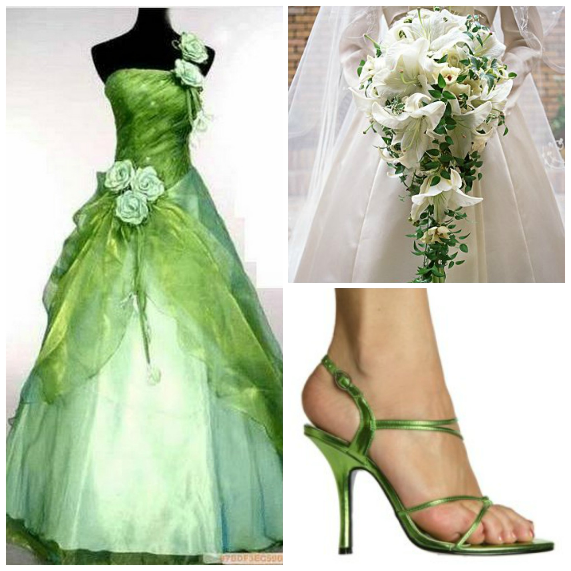 A Variety Of Dresses: Wiccan Wedding Dresses